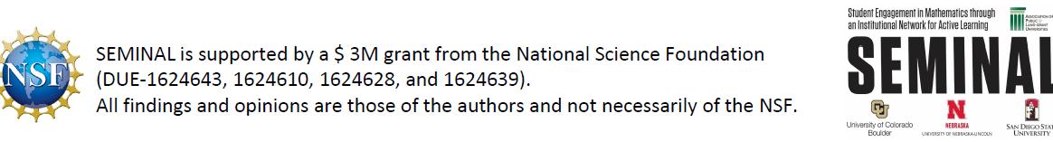 NSF Award Number